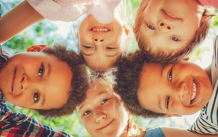Niños de 4 a 13 años